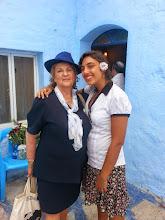 Photo: יהודית עבו עברון והנכדה זוהר יהודית