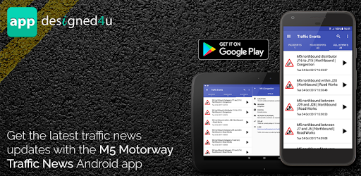 M5 Motorway Traffic News - Apps on Google Play