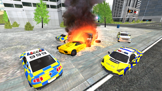 Police Car Driving - Police Chase Screenshot