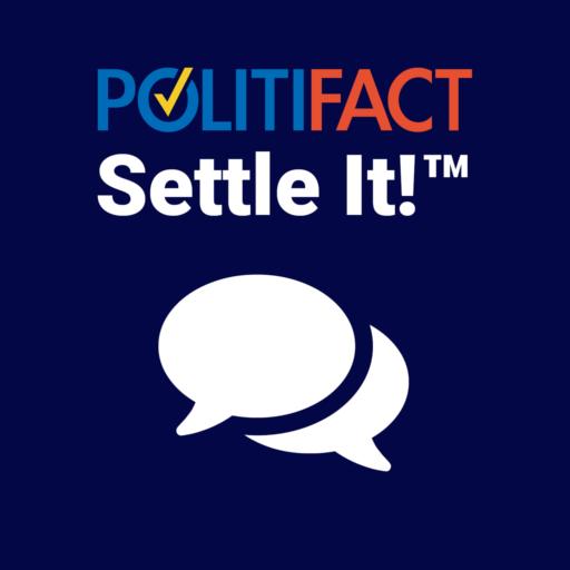 PolitiFact's : Settle It! 新聞 App LOGO-硬是要APP