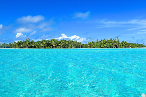 Visit out of the way South Pacific islets on a Lindblad Expeditions.