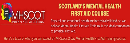 Scotland's Mental Health First Aid 2-Day Course - Sept 2020