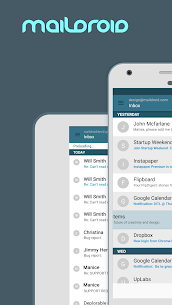 MailDroid – Free Email Application App Latest Version  Download For Android 1