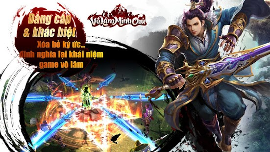 Tải Game Vo Lam Minh Chu Cho Android