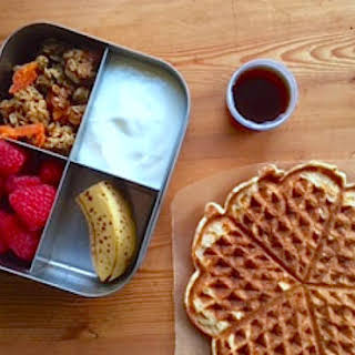 Waffle Lunch Recipes.