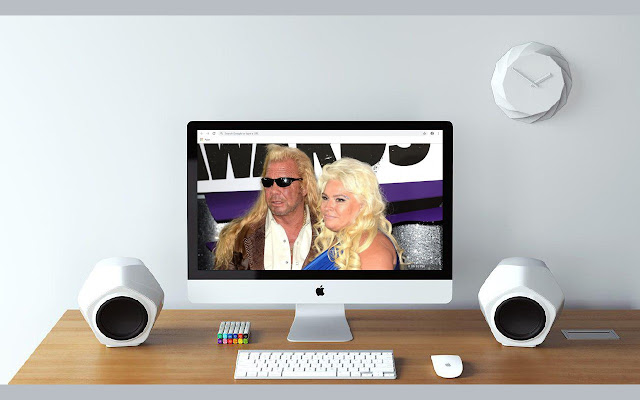 Beth Chapman New Tab & Wallpapers Collection