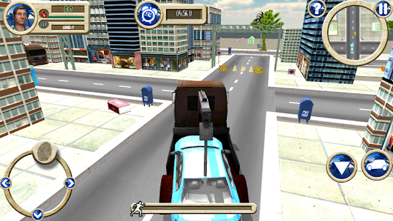 10 Miami Crime Simulator 2 App screenshot