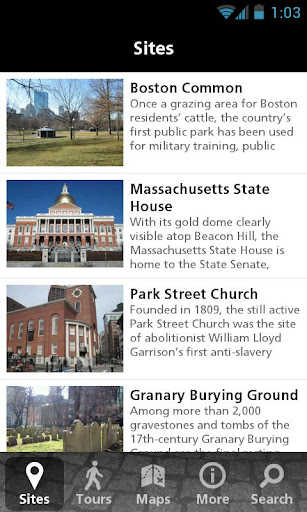 NPS Boston 1.0.3 screenshots 5