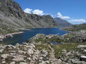Photo: Vall Fosca:  estany Tort i Montsent al fons