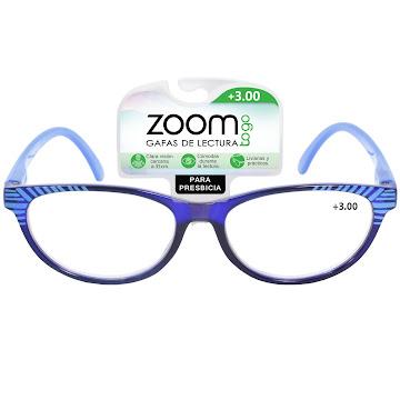 Gafas Zoom Togo Lectura   Semiaro 2 Aumento 3.00 X1Und