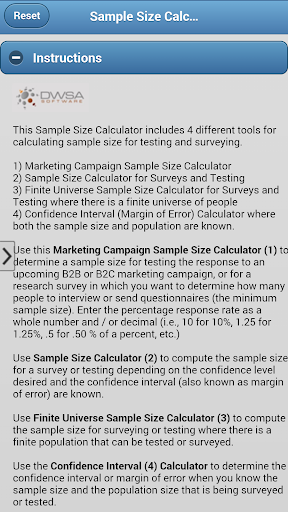 marketing research sample size calculator Sample market research questions market research resources amplitude research has provided this sample size calculator as a public service.