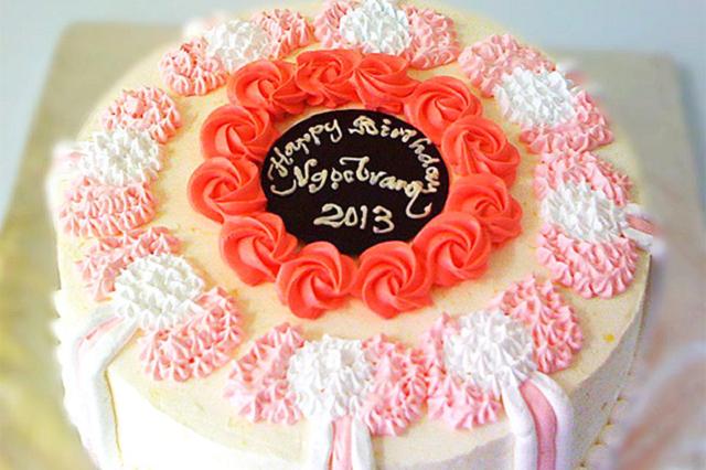 Bánh sinh nhật tiramisu đang là một trong những chiếc bánh kem làm mê hoặc nhiều tiến đồ ẩm thực