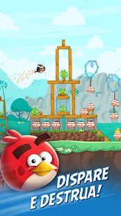 Angry Birds Friends! Screenshot