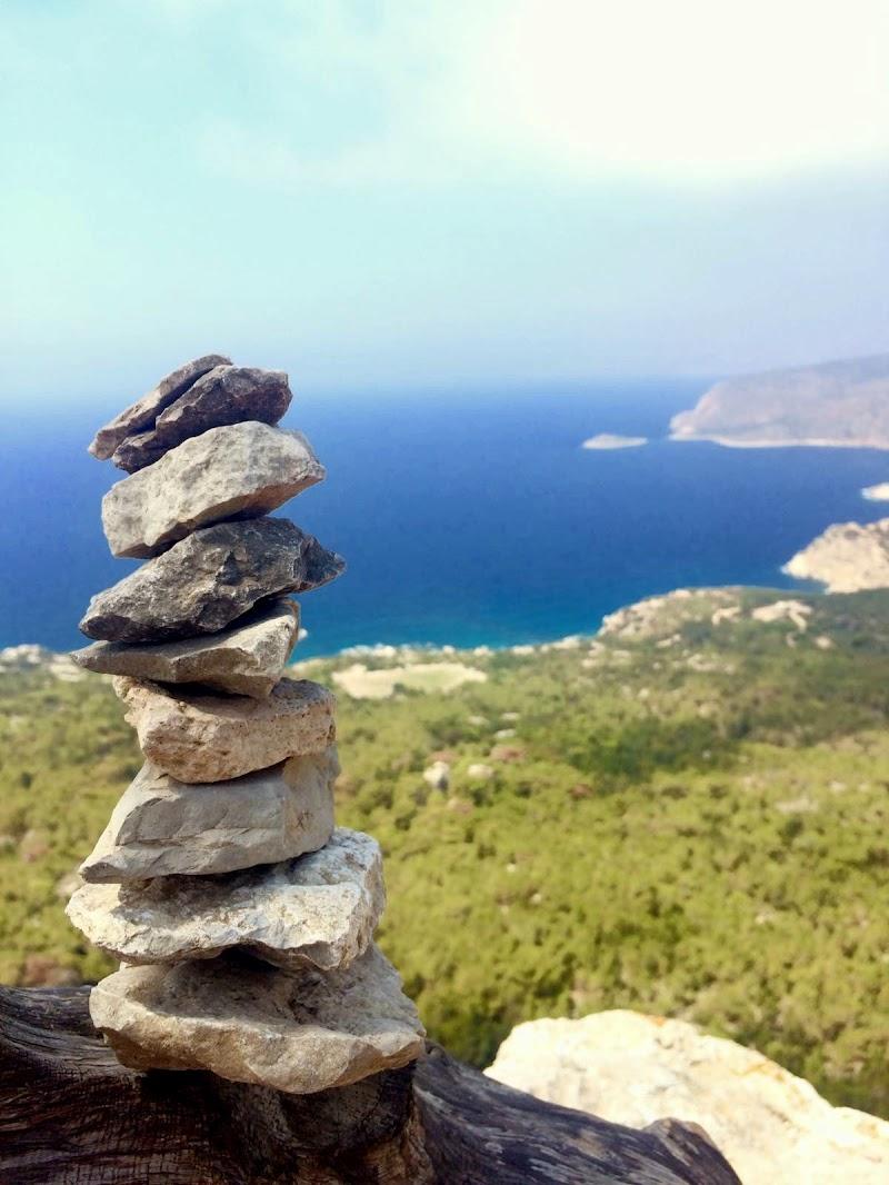 Atavyros,Rodi-Greece  di AriannaP
