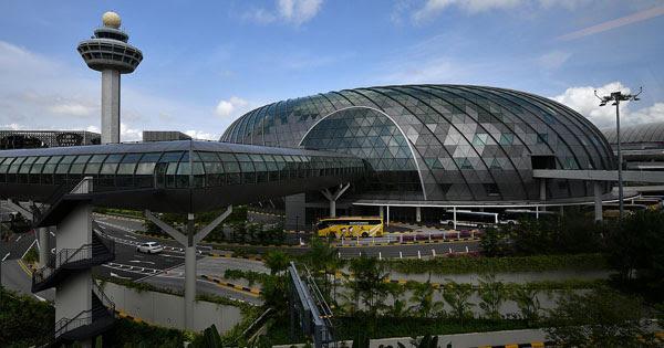 Аэропорт Чанги (Changi)
