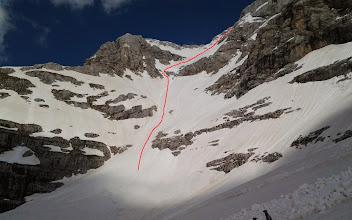 Photo: Aerotik: Z+, 50°/45°, 450 m