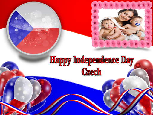 Independence Day Czech Frames