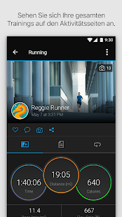 Garmin Connect™ – Miniaturansicht des Screenshots