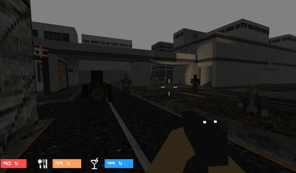 Pixel Zombie Combat Online Fps - Android Apps on Google Play