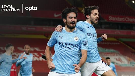 Hasil dan Klasemen Liga Inggris - Alisson Pemain Terbaik Manchester City, Liverpool Sial di Markas Sendiri - Bolasport.com
