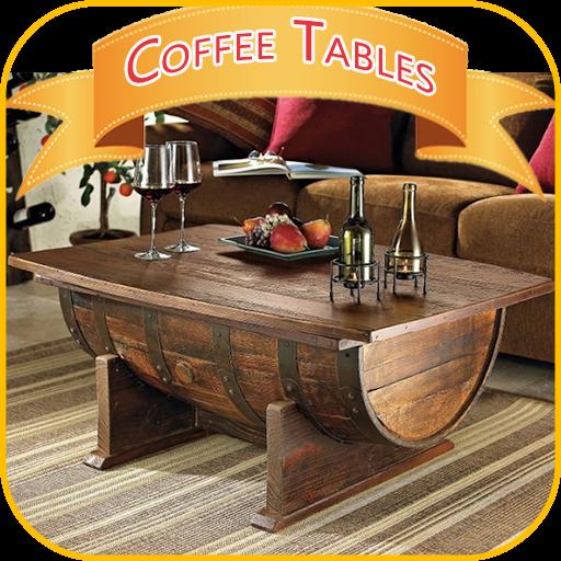 Coffee Tables Design Ideas
