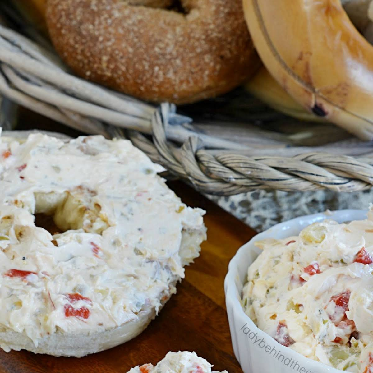 Flavored Cream Cheese Spreads Recipes Yummly