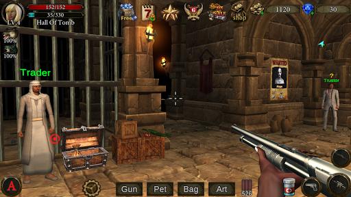 Dungeon Shooter : The Forgotten Temple apkdebit screenshots 17