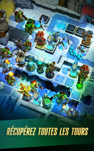 Defenders 2: Tower Defense CCG  captures d'u00e9cran 13