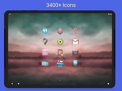 Vinty - Icon Pack Screenshot