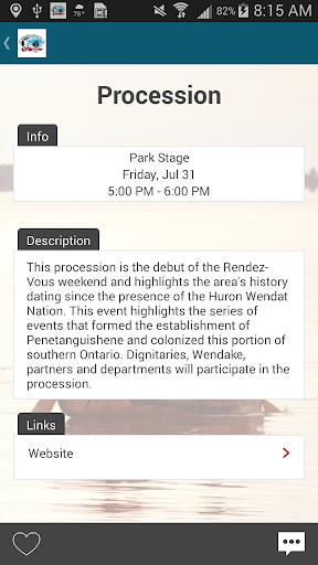 玩免費娛樂APP|下載Rendez-Vous Champlain Guide app不用錢|硬是要APP