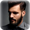 Beard Booth Photo Montage icon
