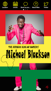 Michael Blackson- screenshot thumbnail