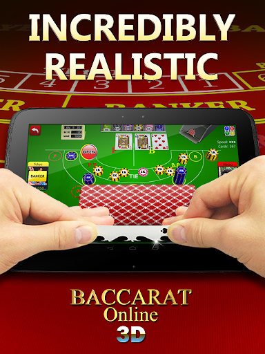 Baccarat Online 3D Free Casino 3.5.0 screenshots 11