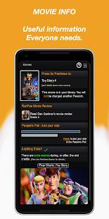 RunPee. Screenshot