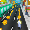 Bunny Subway Surf 3D 2017