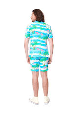 Opposuit, Mr Flaminguy med shorts