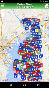 Eastern Shore HarvestDirectory- screenshot thumbnail