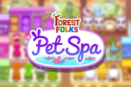 Forest Folks - Your Own Adorable Pet Spa 1.0.2 screenshots 5