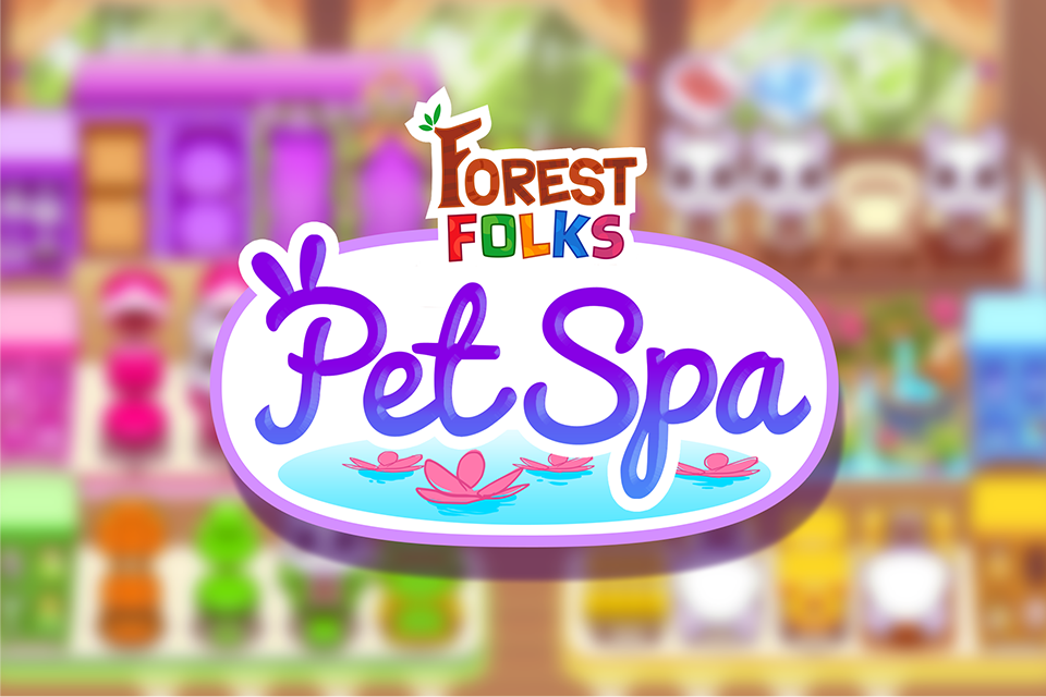 Forest Folks - Your Own Adorable Pet Spa- screenshot