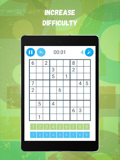 Sudoku: Train your brain painmod.com screenshots 14