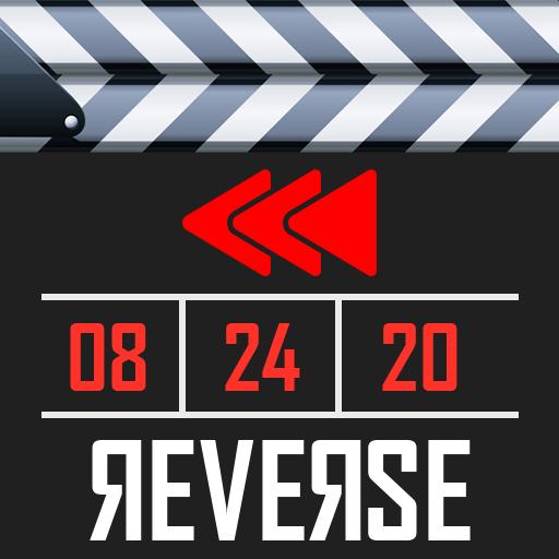 娛樂App|リバースカメラ:リバースビデオ LOGO-3C達人阿輝的APP