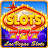 Vegas Slots Galaxy Free Slot Machines logo