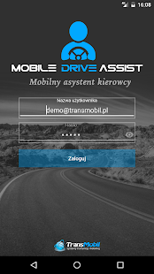 Mobile Drive Assist - náhled