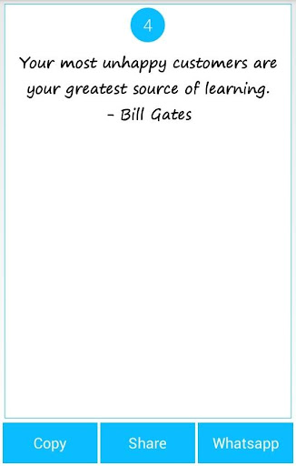 101 Great Saying By Bill Gates