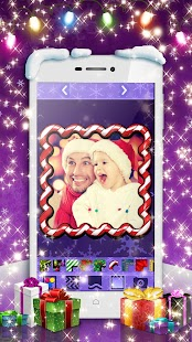 Xmas Frame & Collage Maker - náhled