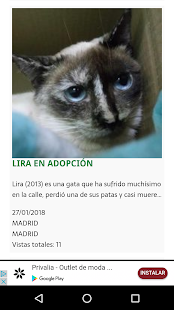 Adopta Mascota Screenshot