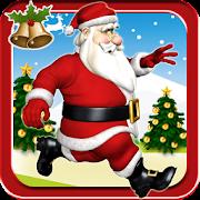 3D Santa Free Run