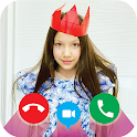 Viki Show Calling Me - Fake Video Call icon