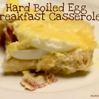 Hard Boiled Egg Breakfast Casserole Recipes.