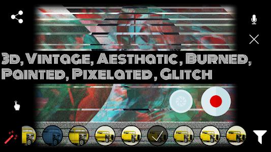 Glitchr - Glitch Video Effects & 70s VHS Camcorder 1 0 4 +